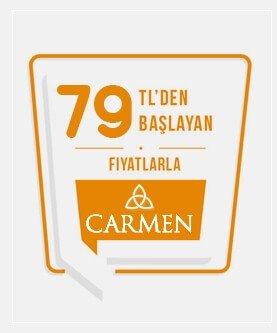 Carmen'de Yeni Modellerde Büyük Kampanya